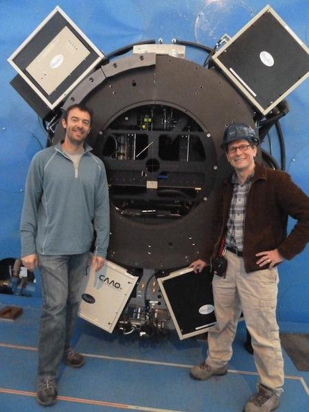 New Telescope Cam Takes Highest Ever Resolution Photos of the Night Sky magao2