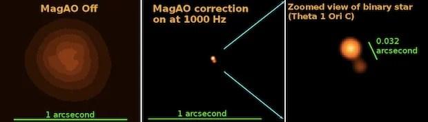 New Telescope Cam Takes Highest Ever Resolution Photos of the Night Sky magao3