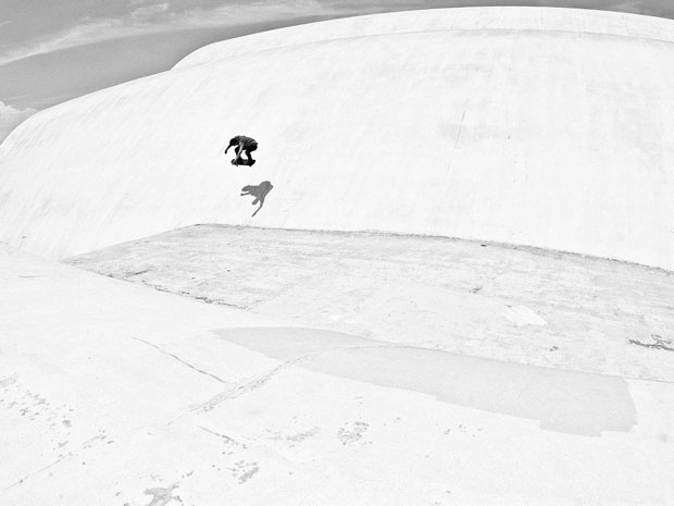 Amazing Skateboarding Self Portraits by Fabiano Rodrigues skateboard selfportraits 8