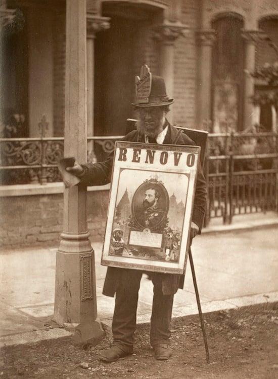 19th Century London Street Photography by John Thomson streetlife16
