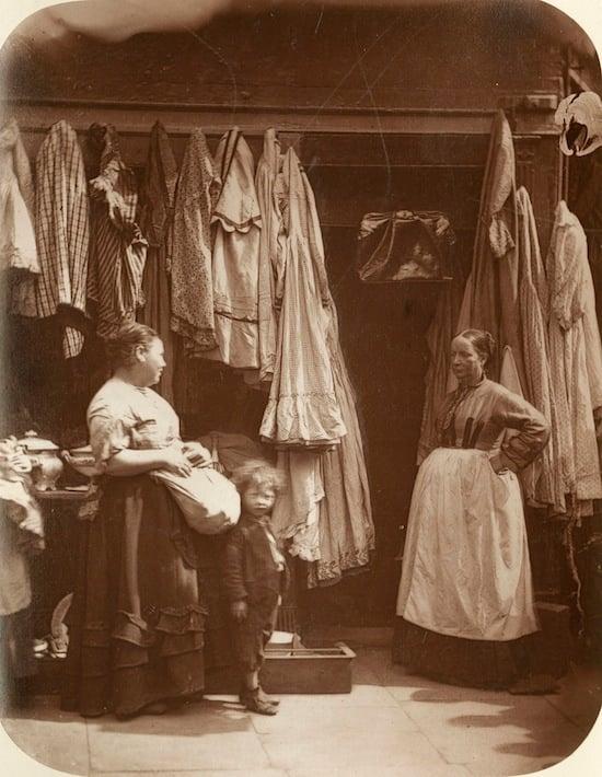 19th Century London Street Photography by John Thomson streetlife8