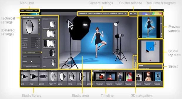 Simulate Virtual Lighting Setups for Less with the New set.a.light 3D BASIC studio