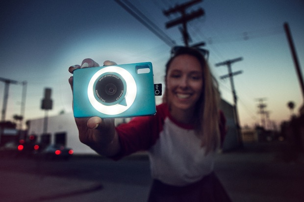 TheQ is a Cheap Connected Camera That is Designed with Social Sharing in Mind theq1