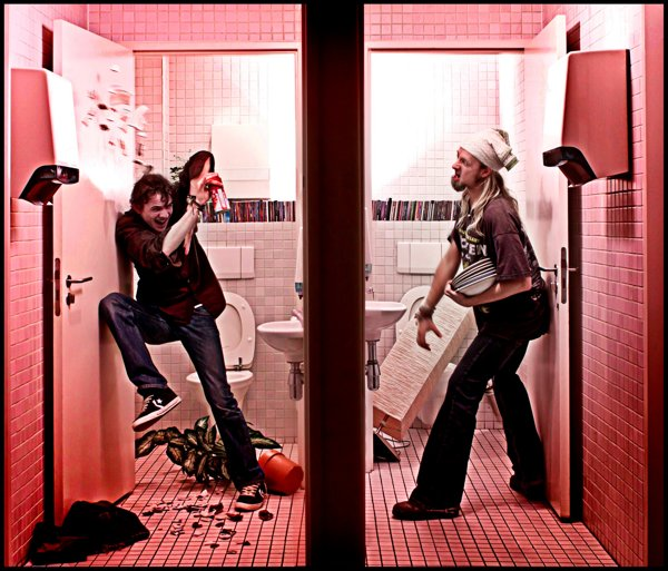 Toilet Diaries Turns Joint Bathrooms Into a Never Ending Source of Photo Humor toiletdiaries8