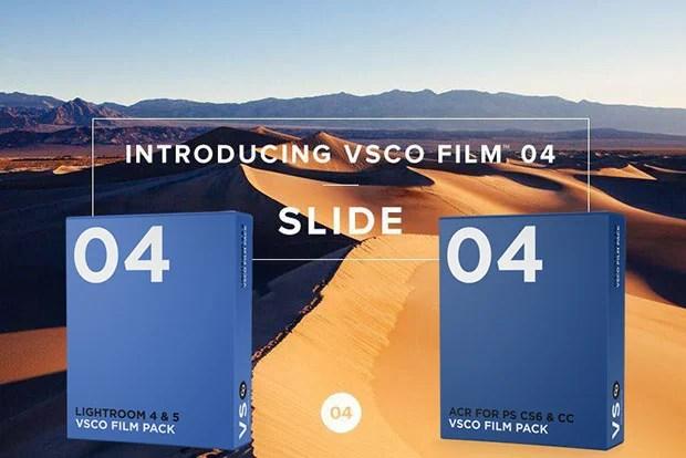 VSCO Launches Film 04 to Help Photogs Emulate the Look of Slide Film vscoslide