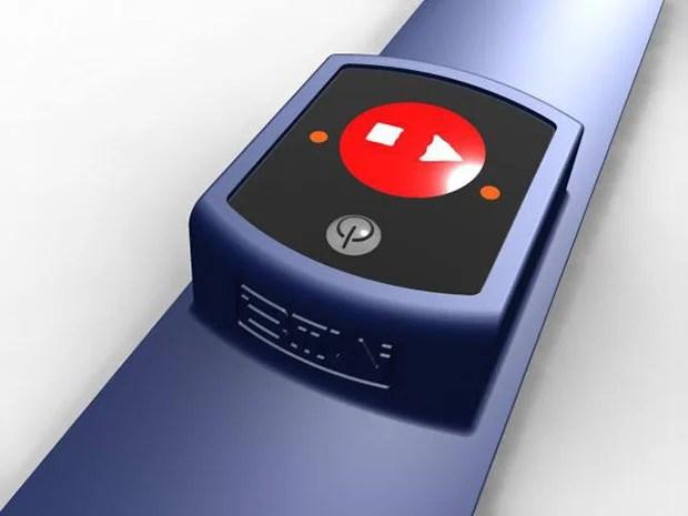 Biiwatch: A Wireless Smartphone Camera Remote for Your Wrist watch2