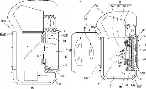Nikon Files Patent for an Interchangeable Sensor Camera
