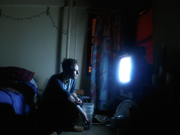 Raw Photos of Heroin Addiction by Former Addict and