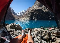 Morning Views from the Tent: A POV Landscape Photo Series ...