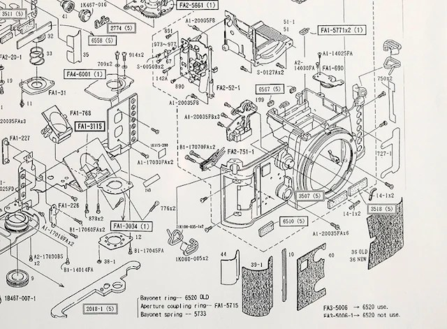 105 John Deere Wiring Schematic Incredibly Detailed Diagram Shows An Exploded View Of