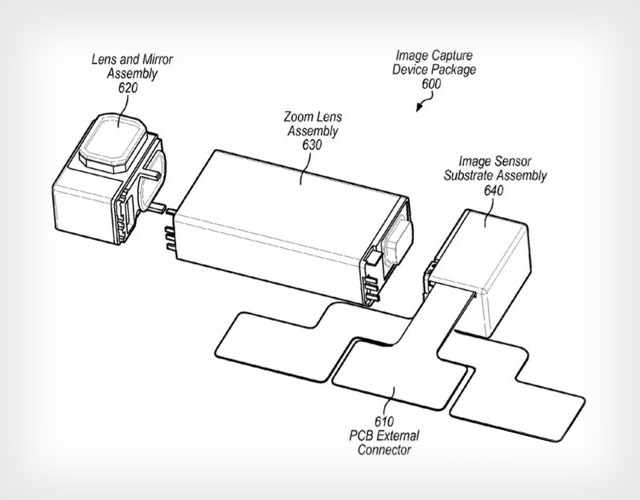 Apple Patent Shows Periscope-style Camera Module with