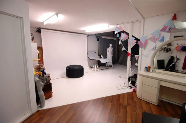 How I Built My First Photo Studio Over the Course of Three Months