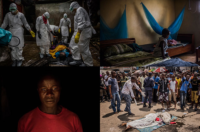 2015 Pulitzer Photographers Captured Ebola in Africa and Anger in Ferguson