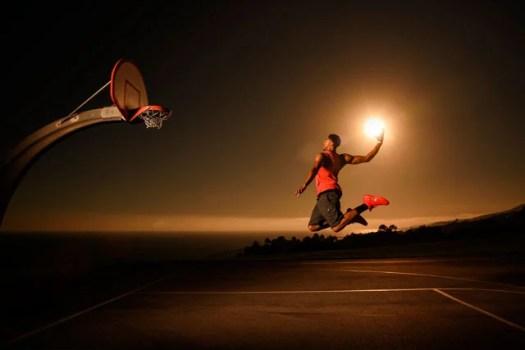 redbull dunk the sun san pedro basketball Anthony Davis