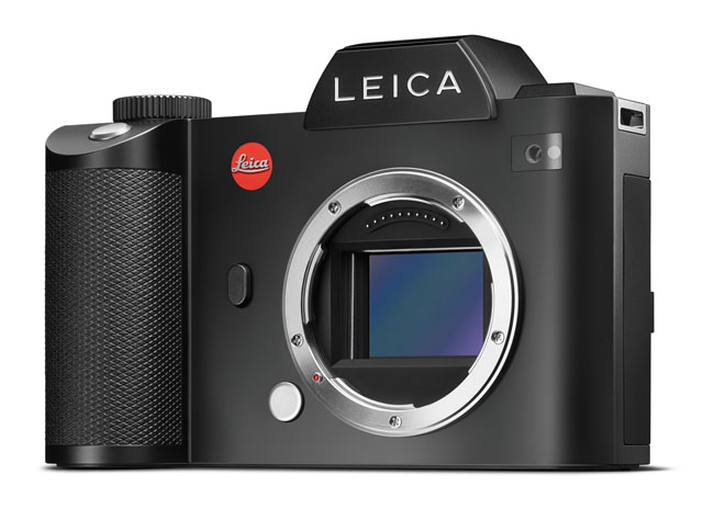 Leica SL_without lens