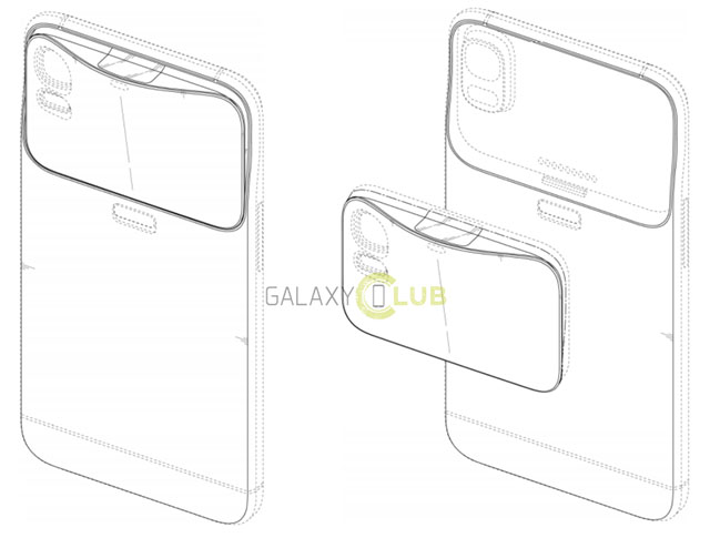Samsung Patents a Smartphone with a Modular Lens Mount System