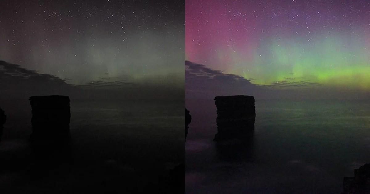 Northern Lights Location