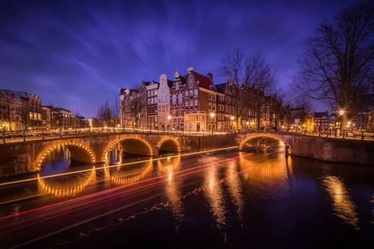 Amsterdam Twilight