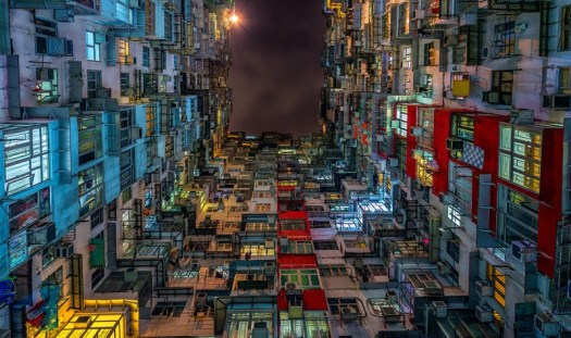 Fok Cheong Building In Hong Kong by Andy Yeung-X3