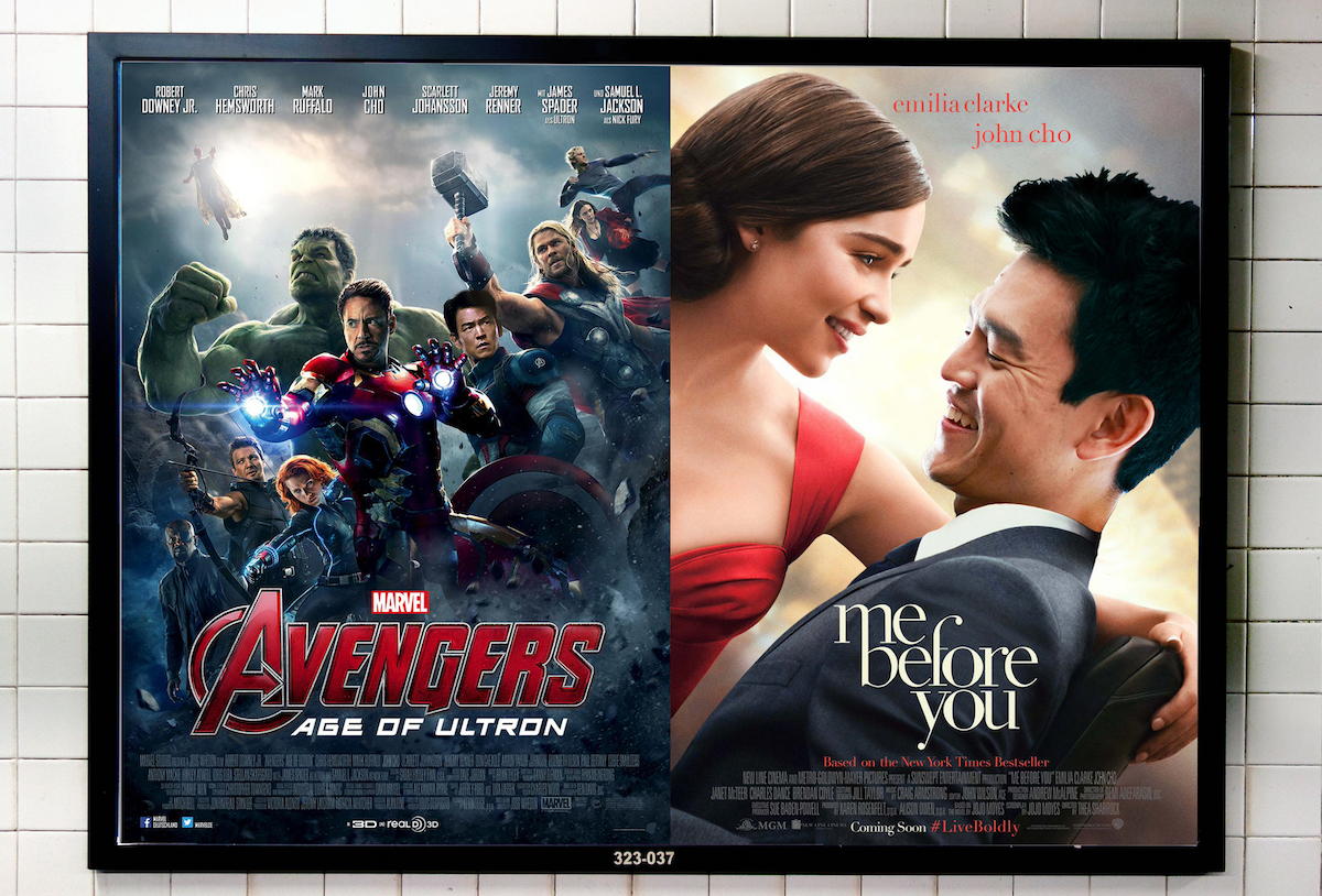 Artist Photoshops John Cho Into Major Movie Posters To