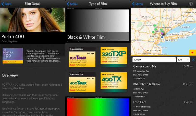 Kodak 400tx Frame App   Allcanwear org
