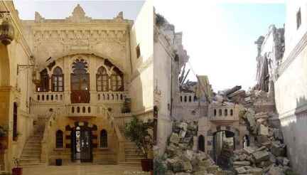 Image result for syria before and after