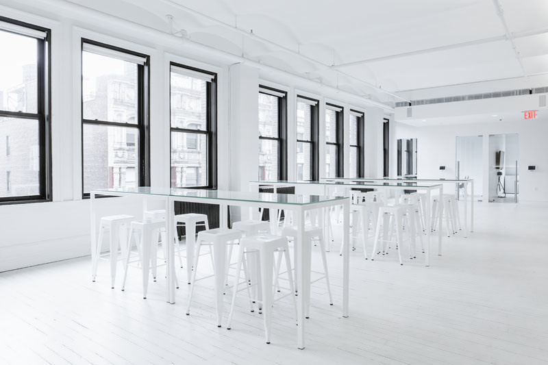 Vsco Open Studio Is Found Inside The Companys Nyc Offices