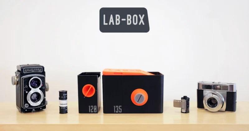 lab box lets you