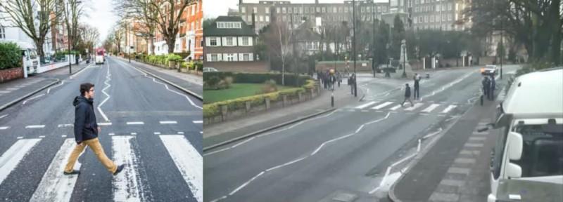 rua dos Beatles