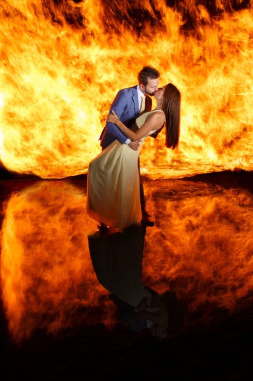 love on fire k 533x800 - Essa foto foi feita sem Photoshop. Você acredita?