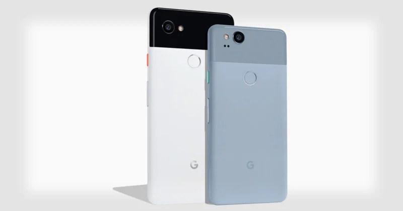 Google Pixel 2 Boasts the 'World's Top Smartphone Camera' (Again)
