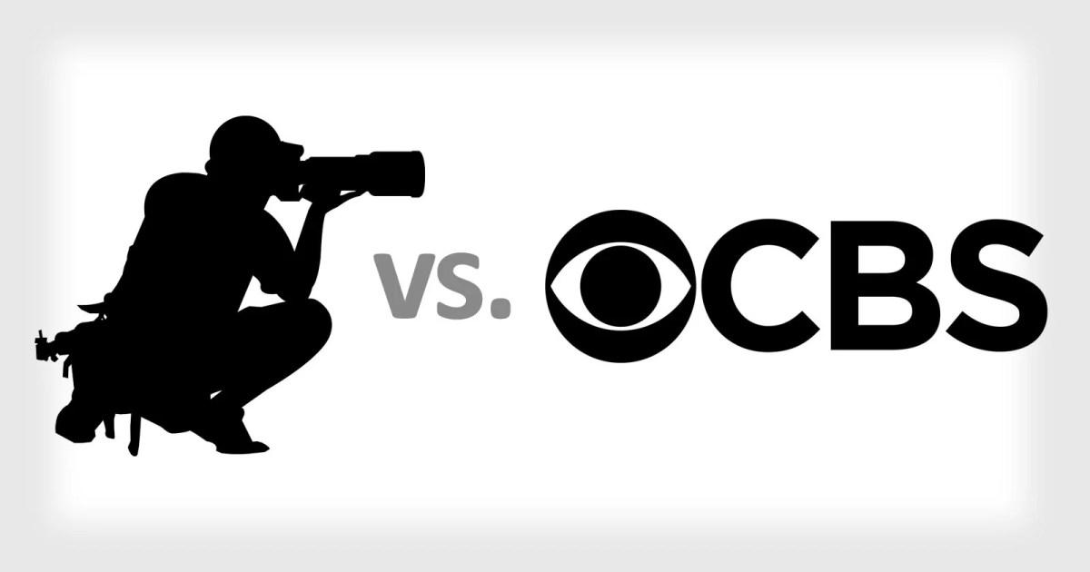 Photographer Sues CBS for Copyright Infringement, CBS Sues Back