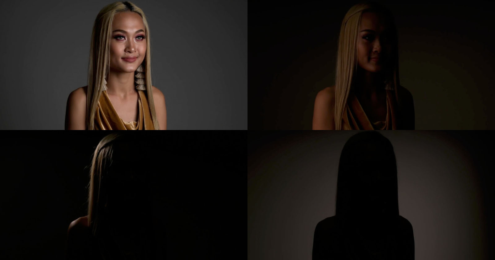 Basic Studio Lighting Setup Portraits