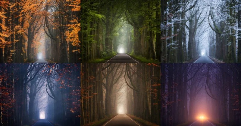 I Shot 7 Photos of the Same Location in Different Seasons