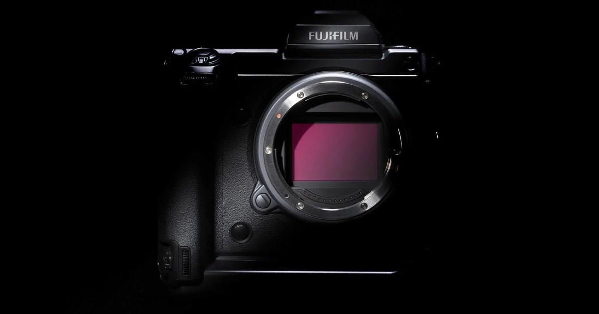 Fujifilm's Next GFX is a 102MP Medium Format Mirrorless with PDAF, IBIS, 4K