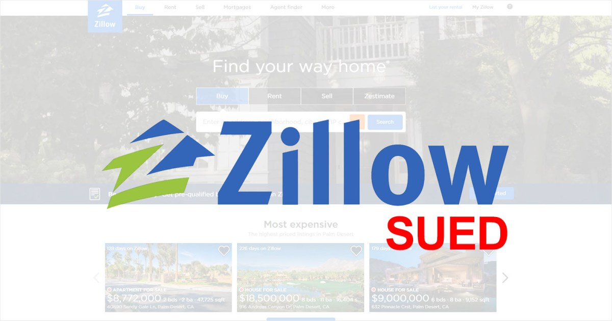 Photographer Sues Zillow for Scraping His Real Estate Photos