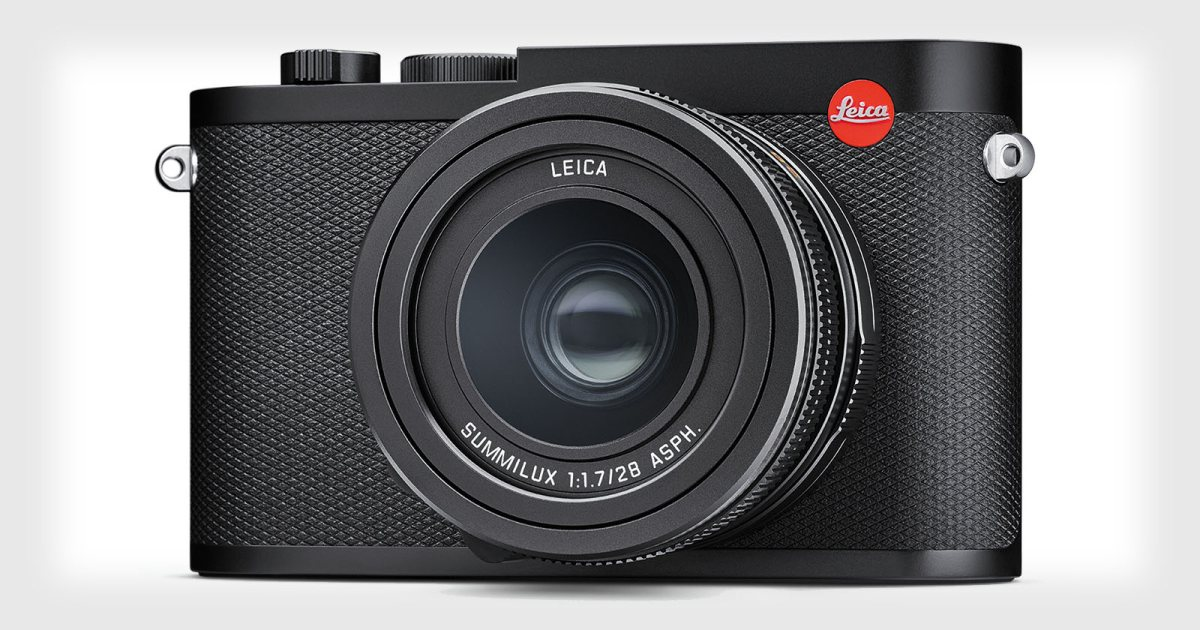 Leica Q2: A 47MP, 4K Weather-Sealed Full-Frame Compact Camera