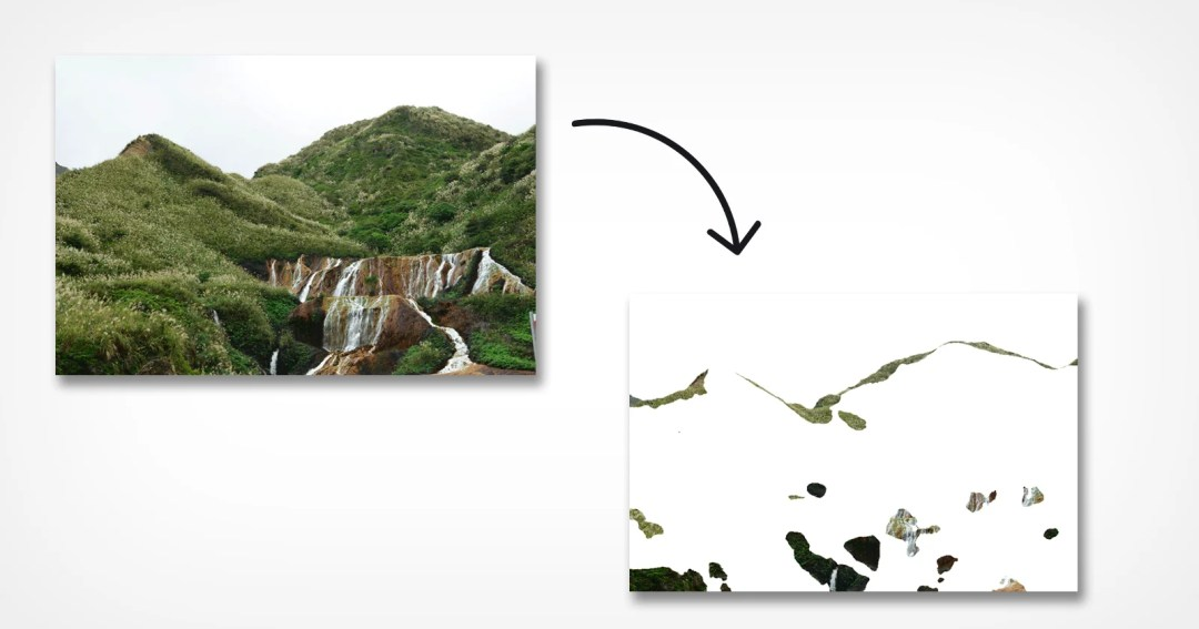 How Much of a Photo Can Be Deleted Before AI Cant Recognize It