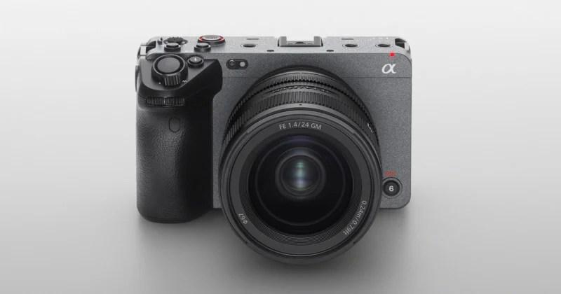 Sony fx3 header
