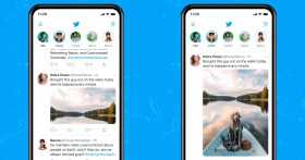 Twitter sta testando le immagini a grandezza naturale nei feed su iOS e Android