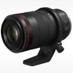 Canon presenta RF100mm f / 2.8 L Macro con esclusivo anello di controllo del bokeh
