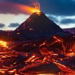 Straordinario documentario mostra la nascita di un vulcano in Islanda
