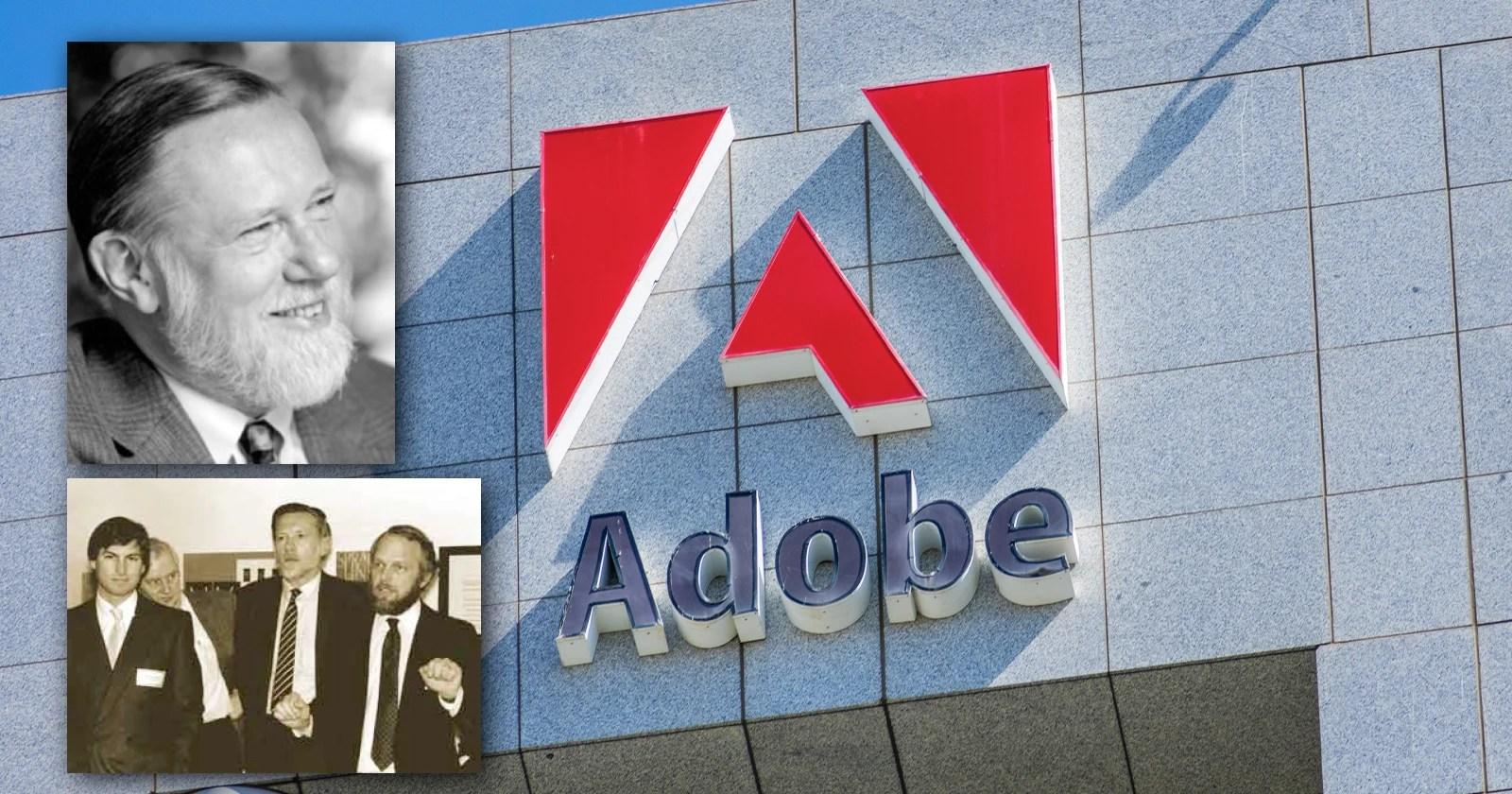 Il fondatore di Adobe Charles Geschke muore a 81 anni