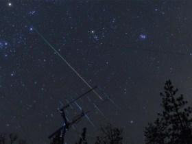 Come scattare splendide foto da smartphone della pioggia di meteoriti Lyrid