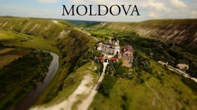 Little Big World: La bellezza della Moldova catturata in miniatura