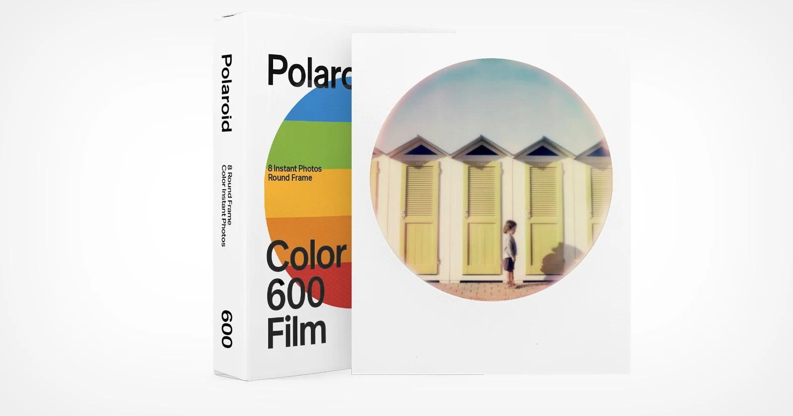 Polaroid annuncia il ritorno della pellicola istantanea 600 Round Frame