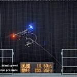 Il drone Airpeak di Sony può mantenere la posizione e stabilizzarsi con venti da 44 MPH