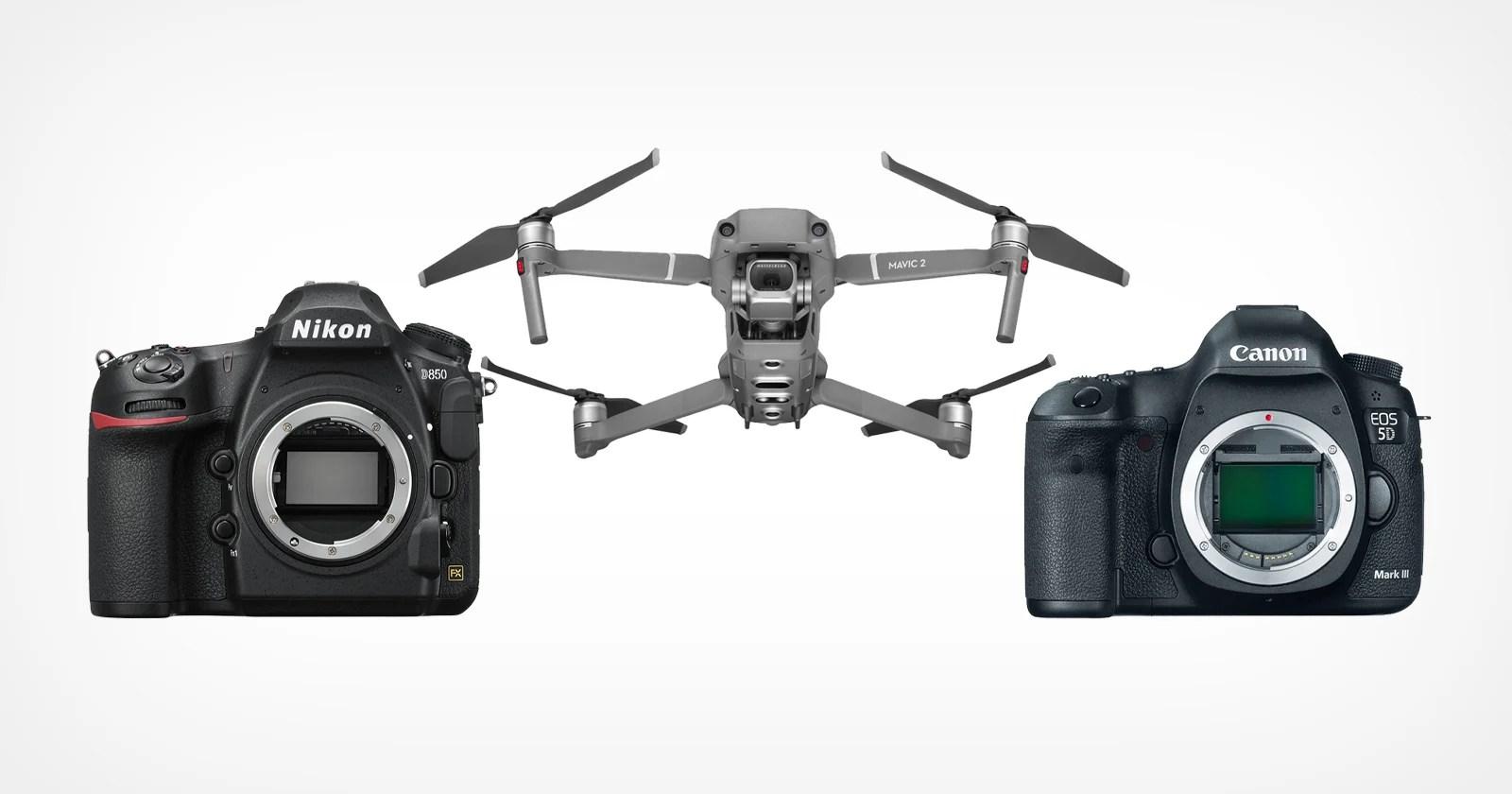 Le fotocamere che hanno scattato le foto vincitrici di World Press Photo 2021