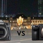 Una ripresa con ISO elevati: Pentax K-3 III contro Sony a7 III
