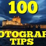 100 consigli fotografici per principianti